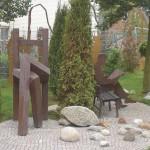 Living Chair am steigen Weg in der Socon