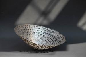 Schale aus Fein Silber (3)