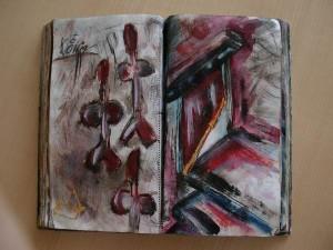 Skizzenbücher (3)