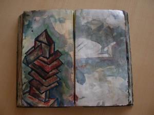 Skizzenbücher (5)