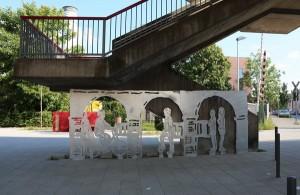 Skulpturen Peine (2)