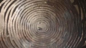 Spiralschale 4 mm Draht (2)
