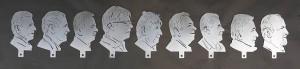 gelaserte Portraits (1)