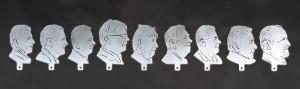 gelaserte Portraits (2)