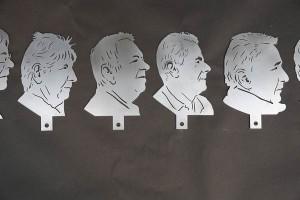 gelaserte Portraits (4)