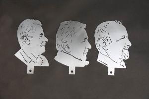 gelaserte Portraits (5)