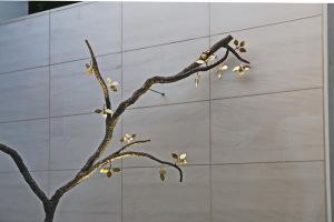 Baum aus Bronze (10)