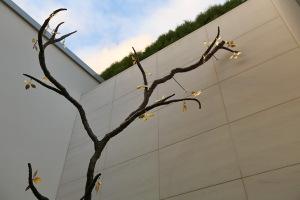 Baum aus Bronze (3)