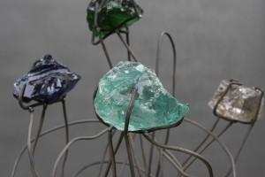 Blumen Skulptur (4)