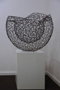 doppelwandige Skulptur (1)
