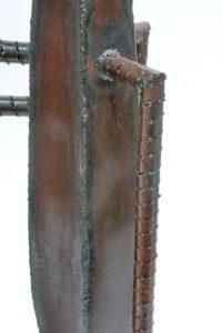Doppeltes Gefäß aus Stahl (3)