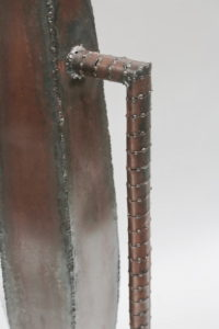Doppeltes Gefäß aus Stahl (4)