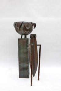 Doppeltes Gefäß aus Stahl (7)