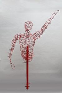 Skulptur Torso (1)