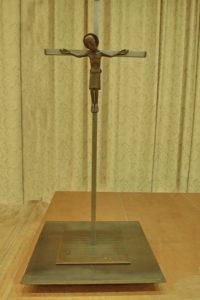 Stahlkreuz für Korpus (1)