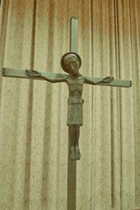 Stahlkreuz für Korpus (10)