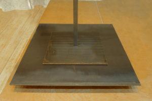 Stahlkreuz für Korpus (3)
