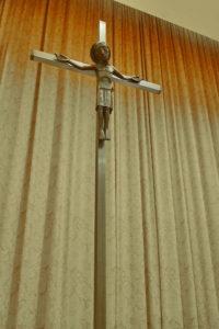 Stahlkreuz für Korpus (4)