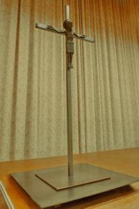 Stahlkreuz für Korpus (6)